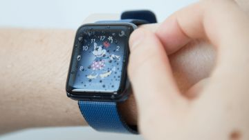 В новой версии Apple Watch2 появится глюкометр