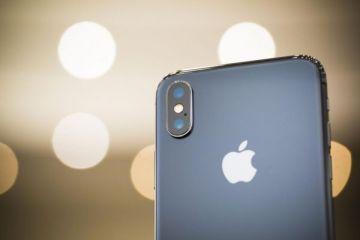 iPhone X оказались ниже ожидаемых